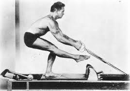 Joseph Pilates Teaching